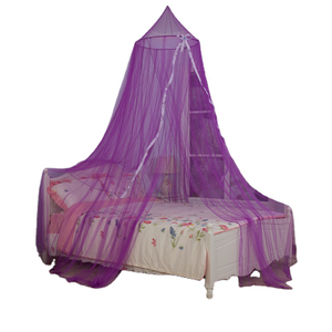 Hot Sales Gute Qualität Princess Style Pink Ribbon Umbrella Moskitonetz Bett